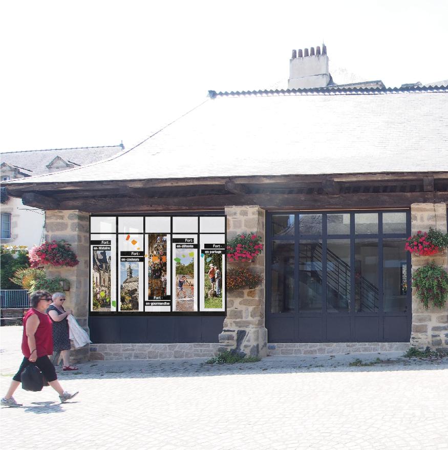 Office de Tourisme de Rochefort en Terre